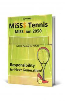 MiSS$ Tennis - MiSS$ion 2050  -  eBbook - Format mobi